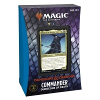 Adventures in the Forgotten Realms Commander Dungeons of Death на английском языке