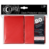 Eclipse Протекторы Ultra Pro PRO-Matte Red (80)
