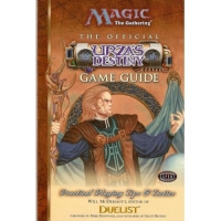 Magic The Gathering Urza's Destiny Game Guide на английском языке