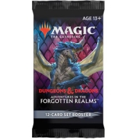 Set Booster Adventures in the Forgotten Realms на английском языке
