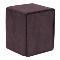 Ultra-Pro Коробочка Suede Collection Alcove Flip 100  Amethyst