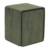Ultra-Pro Коробочка Suede Collection Alcove Flip 100  Emerald
