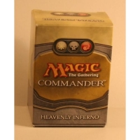 Колода Commander 2011 Heavenly Inferno (только карты)