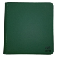 Альбом TORSON ZIP Leather Binder 4х3 Green