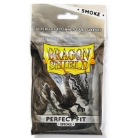 Протекторы Dragon Shield Perfect Fit Smoke (100)