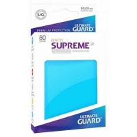 Протекторы Ultimate Guard Supreme UX Matte Light Blue (80)