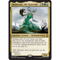 Мулдрота, Могильный Прилив / Muldrotha, the Gravetide (DOM)