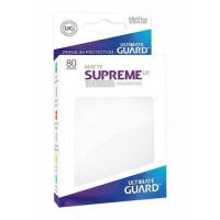 Протекторы Ultimate Guard Supreme UX Matte White (80)