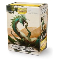 Протекторы Dragon Shield Art Summer Dragon (100)