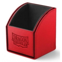 Коробочка Dragon Shield Nest 100 Red  / Black