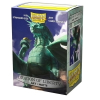 Протекторы Dragon Shield Art Matte DRAGON OF LIBERTY (100)