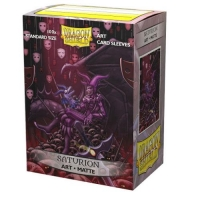 Протекторы Dragon Shield Art Matte SATURION (100)