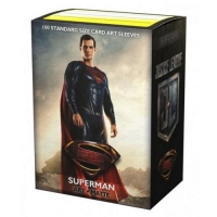 Протекторы Dragon Shield Art Matte JUSTICE LEAGUE Superman (100)