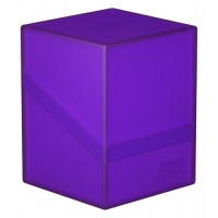 Коробочка Ultimate Guard Boulder 100  Amethyst