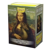 Протекторы Dragon Shield Art Matte Mona Lisa (100)