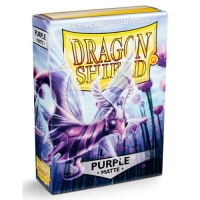 Протекторы Dragon Shield Matte Purple (60)