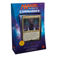 Commander 2017 Arcane Wizardry