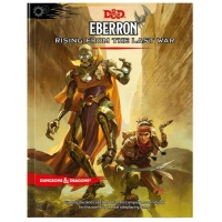 DnD Adventure Eberron Rising From the Last War