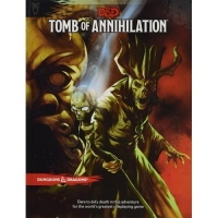 DnD Adventure Tomb of Annihilation