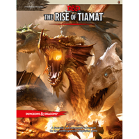 DnD Adventure Tyranny of Dragons: The Rise of Tiamat