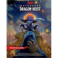 DnD Adventure Waterdeep Dragon Heist