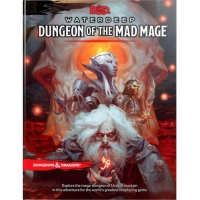 DnD Adventure Waterdeep Dungeon of the Mad Mage