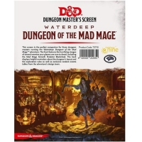 DnD Dungeon Masters Screen Dungeon of the Mad Mage