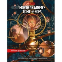 DnD Mordenkainens Tome of Foes