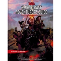 DnD Sword Coast Adventurers Guide