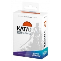 KATANA Протекторы Ultimate Guard Orange (100)