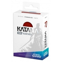 KATANA Протекторы Ultimate Guard Red  (100)