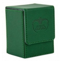 Ultimate Guard Коробочка Flip Deck Case Xenoskin Green 100+