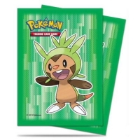 Ultra Pro Протекторы Pokemon XY «Chespin» (65 шт.)