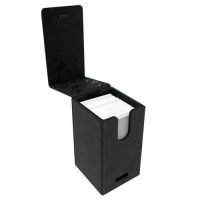 Ultra-Pro Коробочка Suede Collection Alcove Tower 100+ Jet