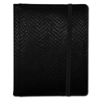 Альбом Legion 4 Pocket Dragonhide Binder (2х2) Black
