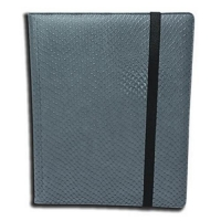 Альбом Legion 4 Pocket Dragonhide Binder (2х2) Grey