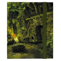Альбом Ultimate Guard 9 Pocket FlexFolio Land Edition II (3х3) Forest