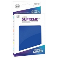 Протекторы Ultimate Guard Supreme UX Matte Blue (80)