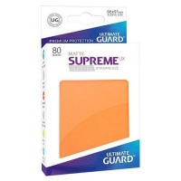 Протекторы Ultimate Guard Supreme UX Matte Orange (80)