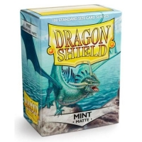 Протекторы Dragon Shield Matte Mint (100)