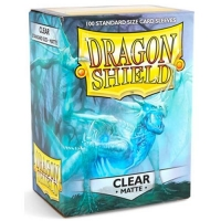 Протекторы Dragon Shield Matte Clear (100)