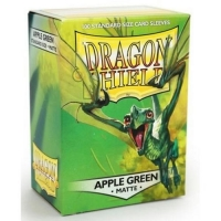 Протекторы Dragon Shield Matte Apple Green (100)