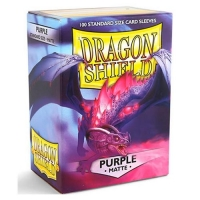 Протекторы Dragon Shield Matte Purple (100)