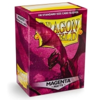 Протекторы Dragon Shield Matte Magenta (100)