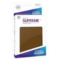 Протекторы Ultimate Guard Supreme UX Matte Brown (80)