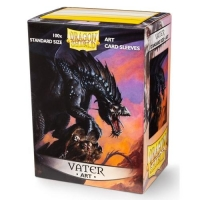 Протекторы Dragon Shield Art Vater (100)