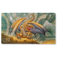 Игровое поле Dragon Shield Matte Gold (Limited Edition)