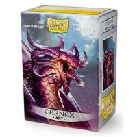Протекторы Dragon Shield Art Carnax (100)