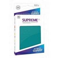 Протекторы Ultimate Guard Supreme UX Matte Petrol (80)