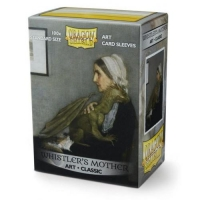 Протекторы Dragon Shield Art Whistlers Mother (100)